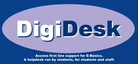 Digidesk logo with text