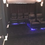 Home Theater and Media Room Make Over