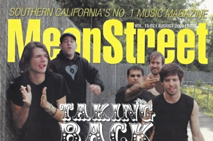 COVER PHOTO   Mean Street Magazine Music