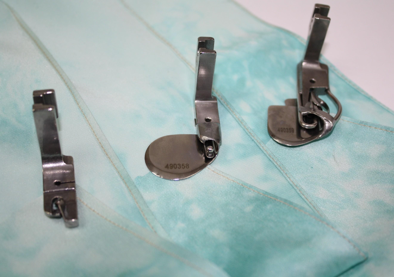 hem foot for sewing machine
