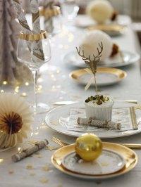 Top 40 Christmas Tableware Ideas - Christmas Celebration ...
