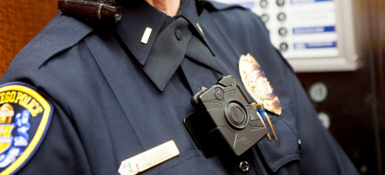 Citizen Complaints Against Officers Down After Use of Body Cameras