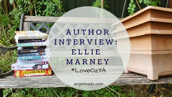 OZYA Author Interview- Ellie Marney