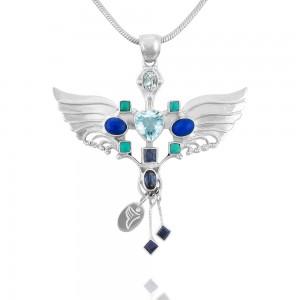 angel jewelry necklaces