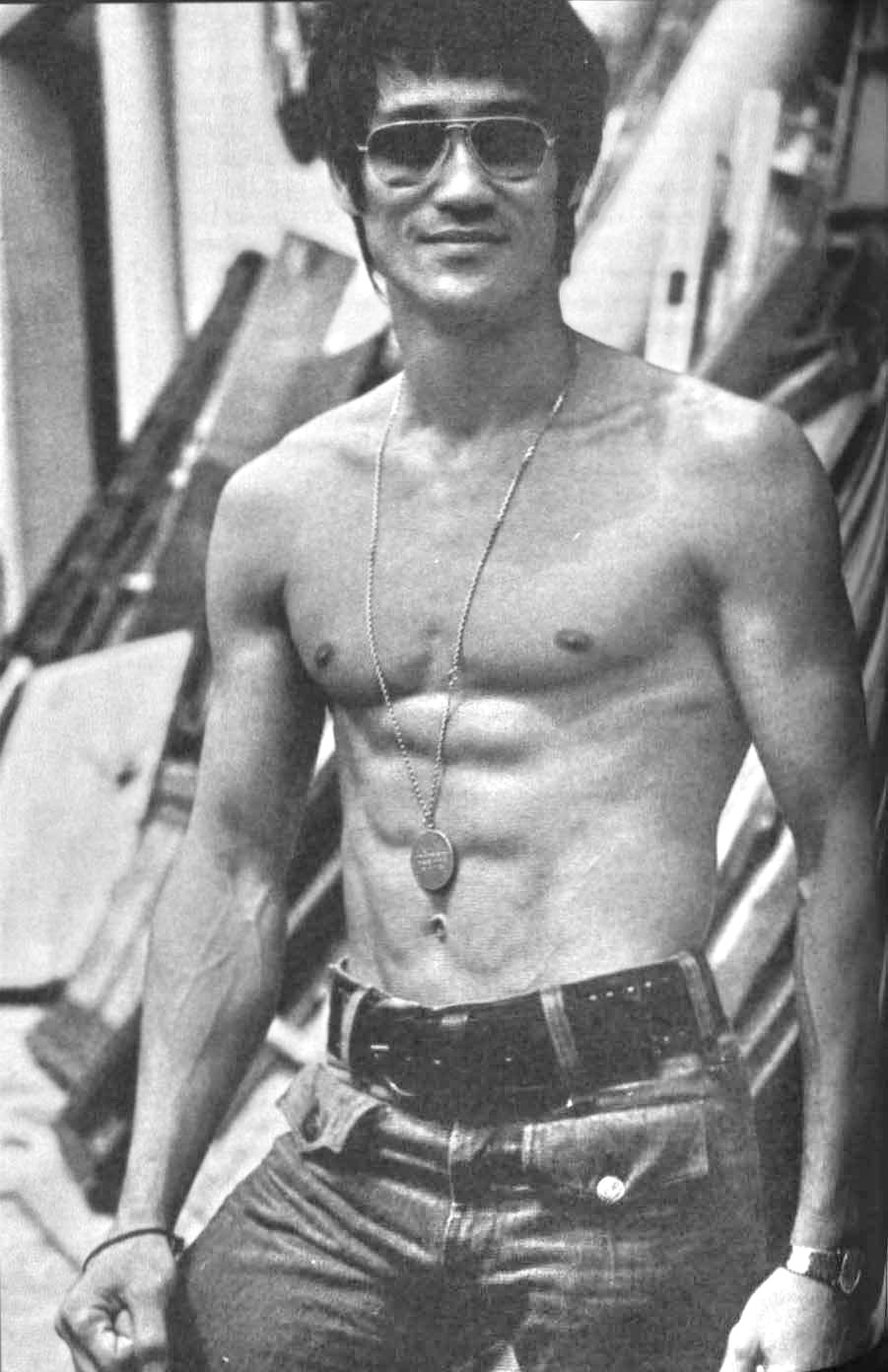 Arnold Schwarzenegger Wallpaper Quotes Być Jak Bruce Lee Czy To Możliwe Co W Og 243 Le Znaczy Quot Być