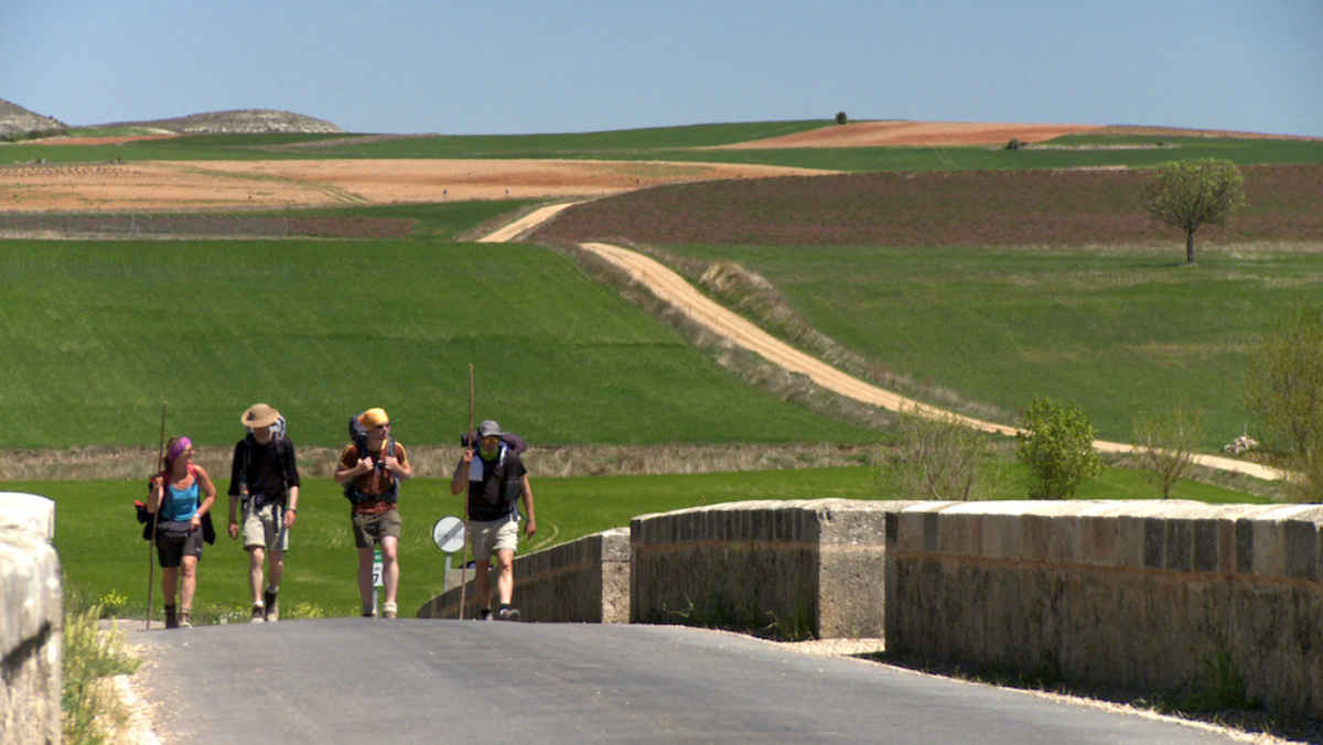 Camino Santiago News Filmmaker S Camino Documentary Finally Finds Home On Pbs