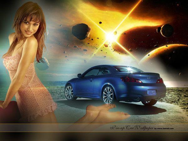 Cars Wallpaper Gif Fond D Ecran Fille Et Voiture Page 16
