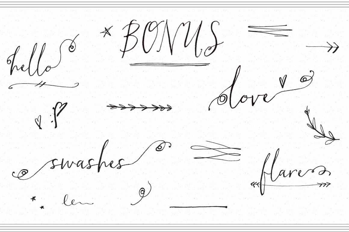 Calligraphy Fonts W How To Add Swashes To Fonts In Photoshop