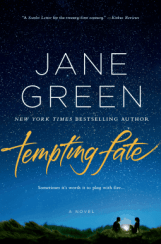 Tempting Fate by Jane Green book cover