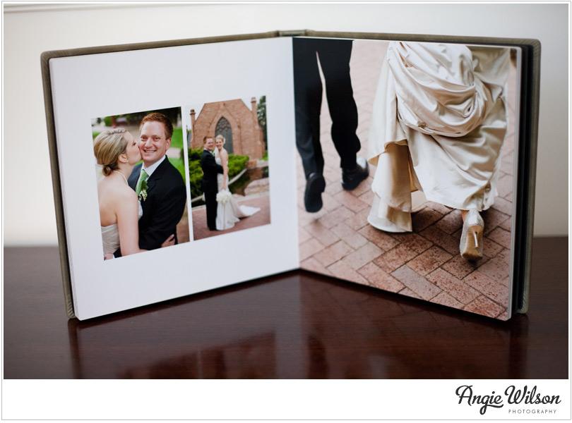 wedding photoalbums