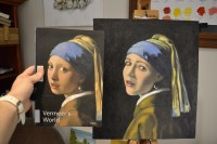 Vermeer  Girl with a Pearl Earring | angkmacart