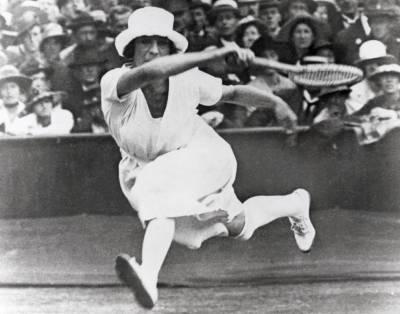 Tennis : Bon anniversaire Suzanne Lengler, 'La Divine ...