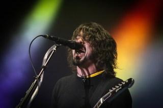 Foo Fighters Greenfield Festival 2011