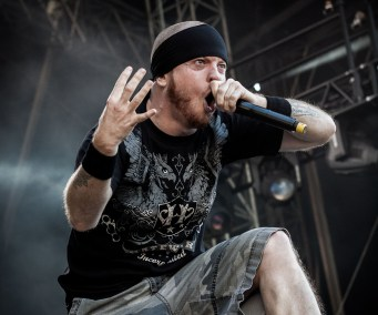 Hatebreed (Photo by AngryNorman)