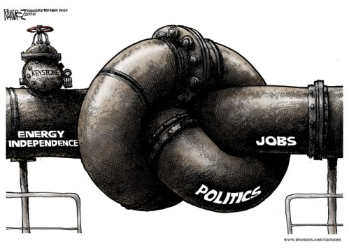 Energy, Jobs, Politics