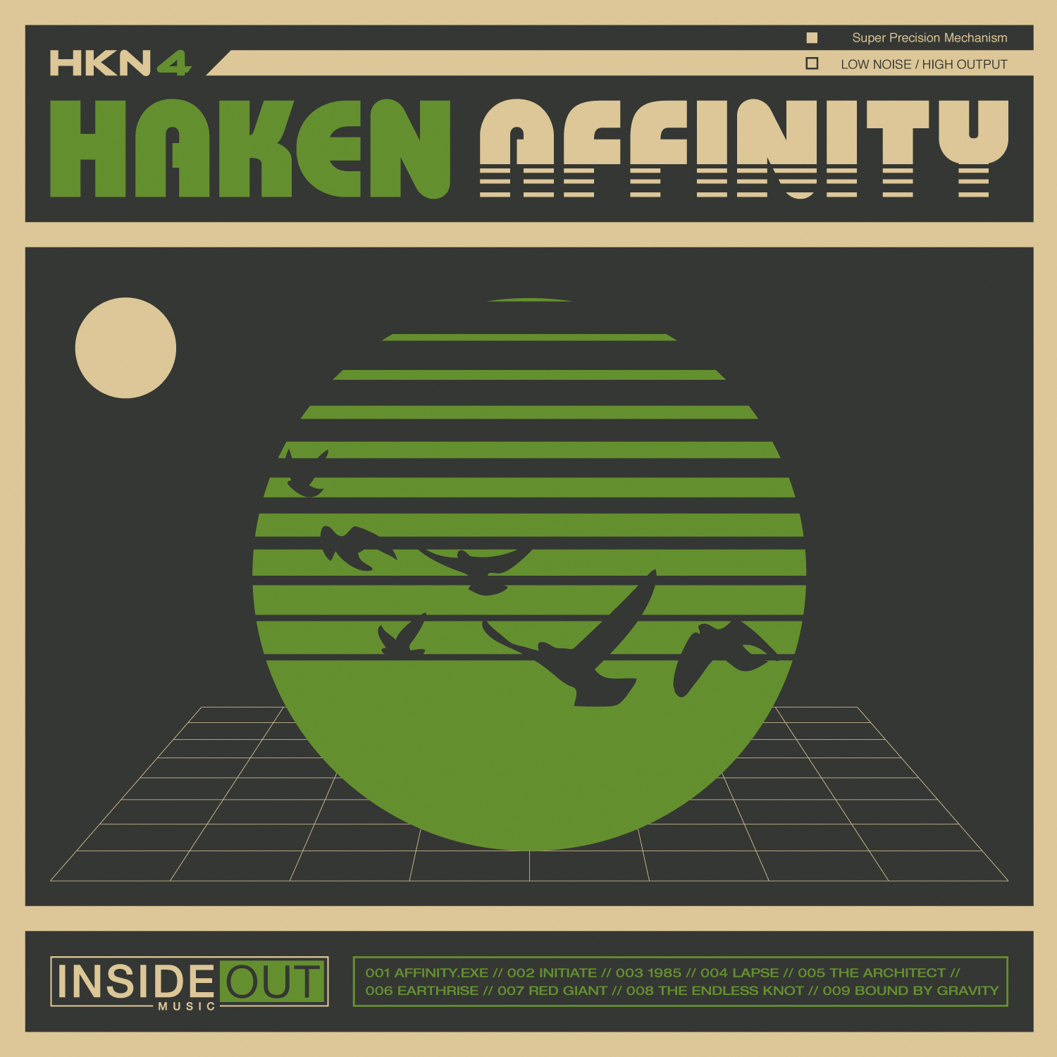 Bild Haken Haken Affinity Review Angry Metal Guy