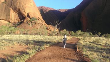 Uluru Trail