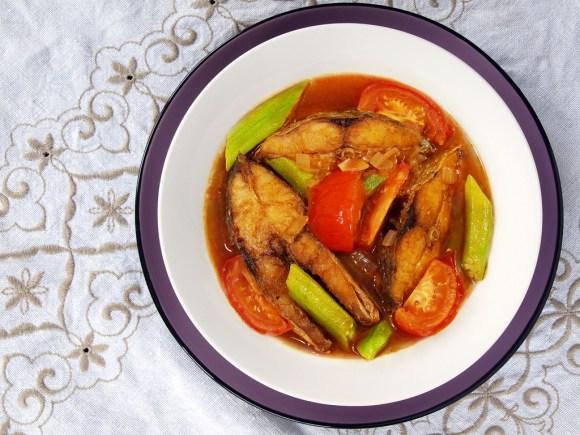 Assam Pedas Ikan