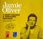 Jamie Oliver Crispy Pollock & Sweetcorn Fishcakes Box