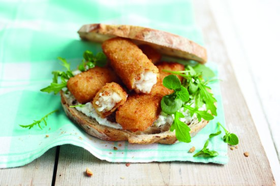Jamie Oliver Fish Fillet Fingers