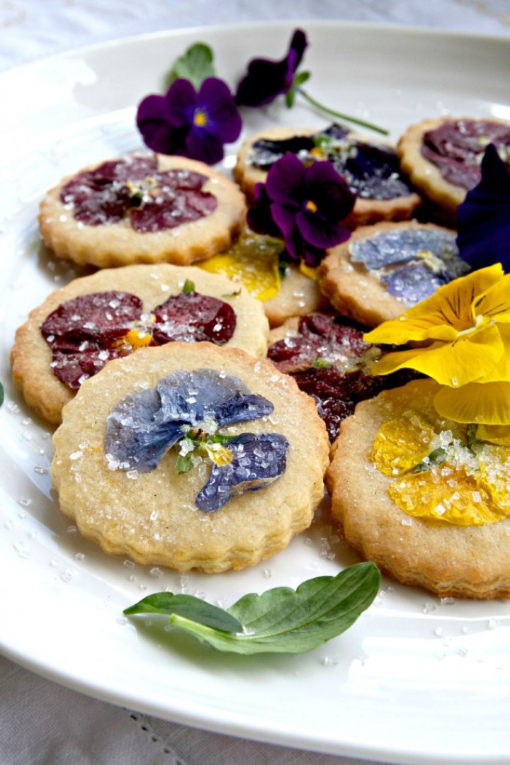 Pansy Cookie 3