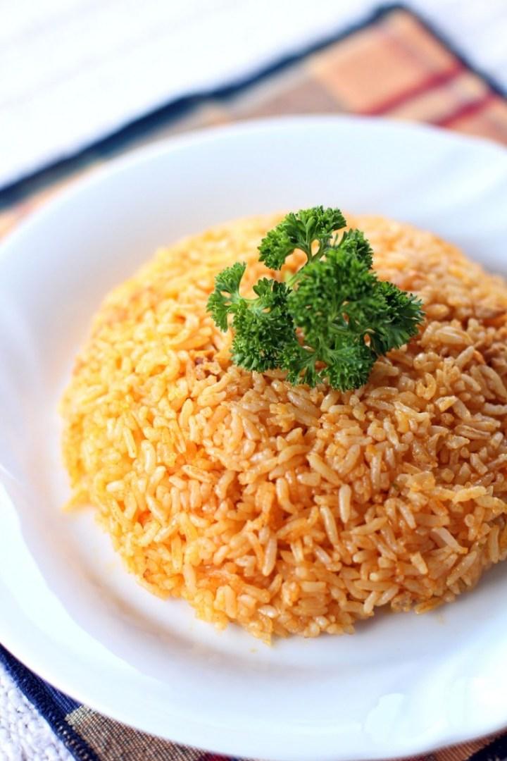Java Rice 1