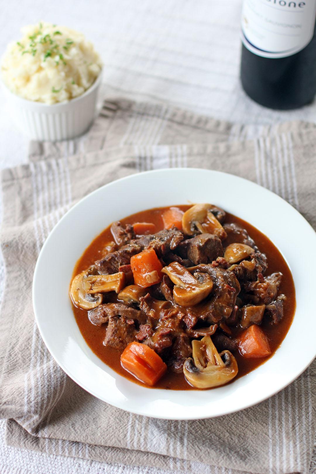 Beef Bourguignon - Ang Sarap