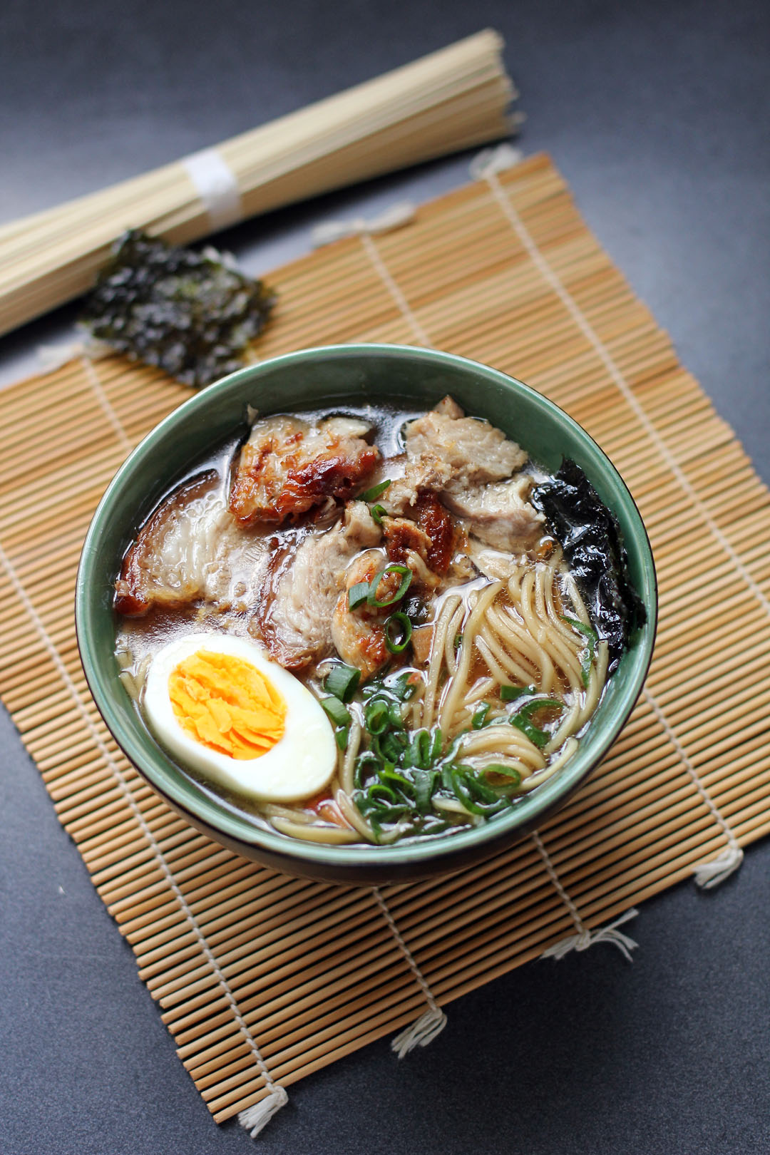 sauce ramen recipe soy distinguished its is ramen of types many one ramen by shoyu of the