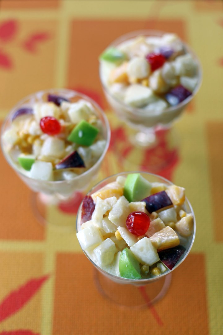 what are healthy fruits fruit salad filipino