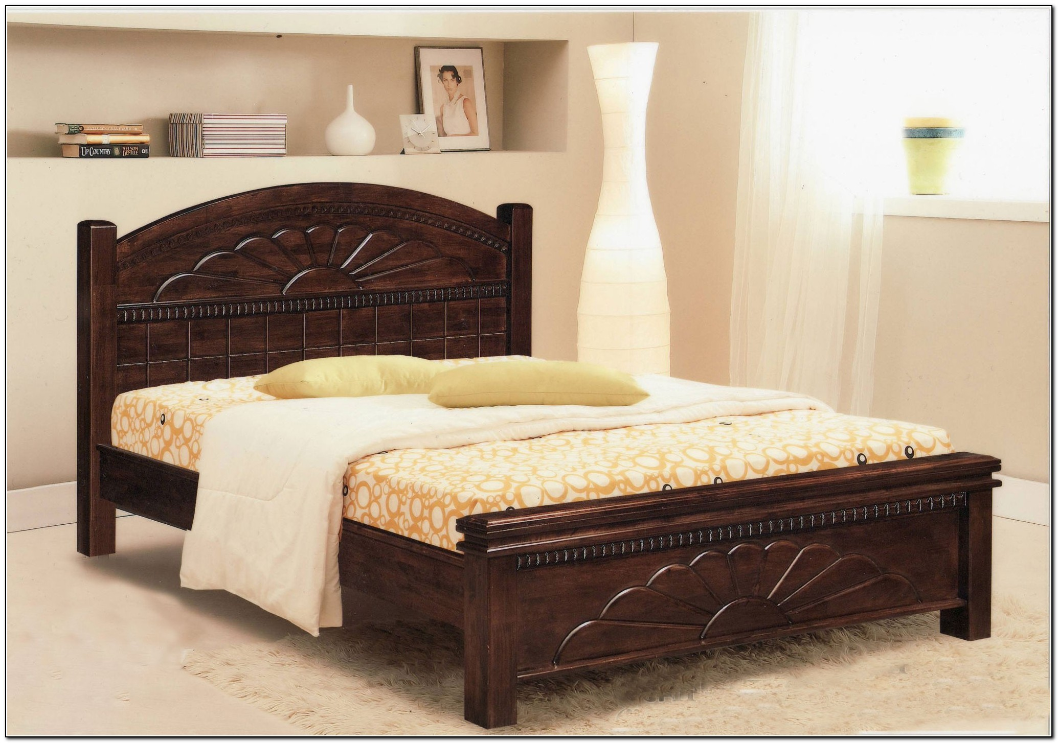 King Size Bed Size King Size Wood Beds