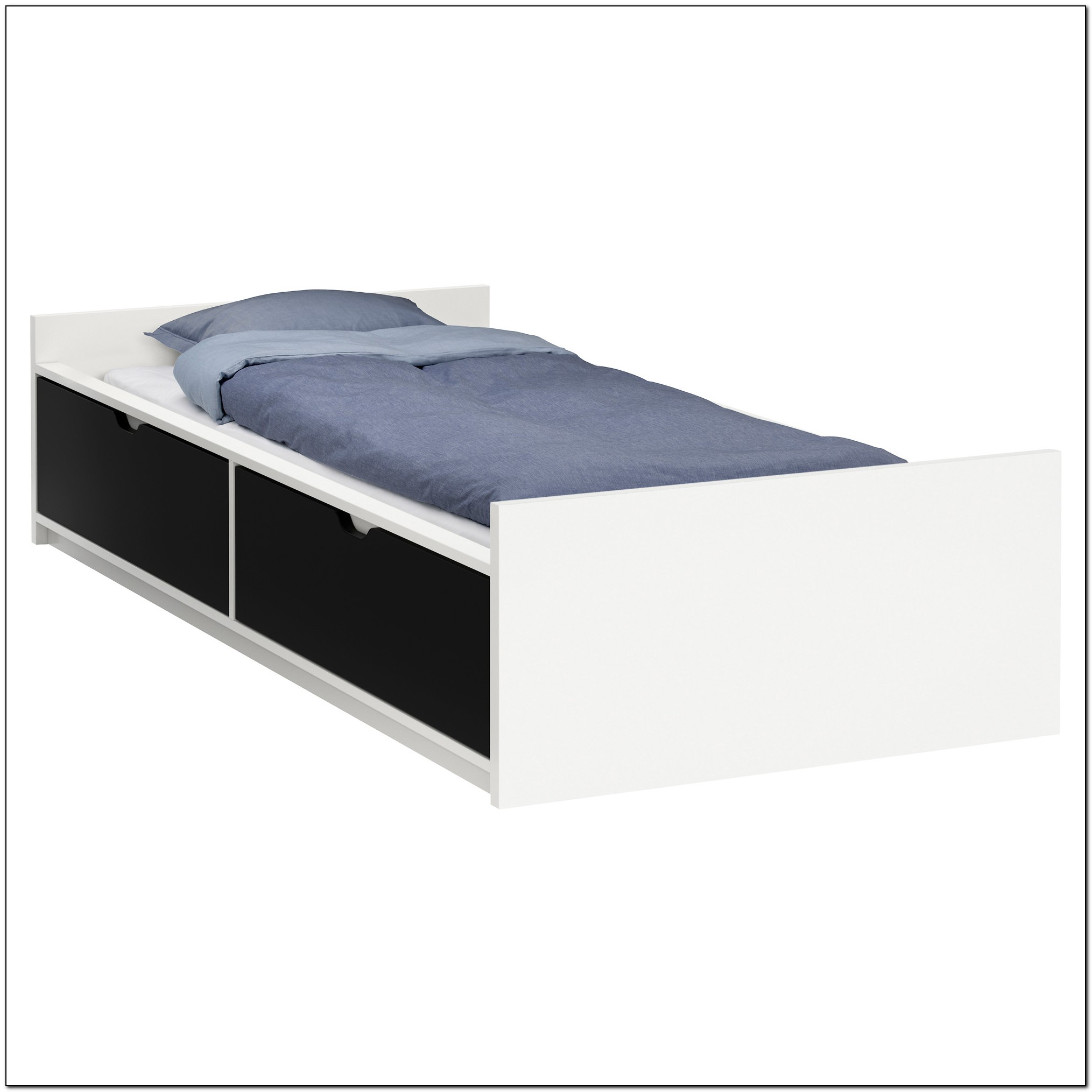 Ikea Twin Bed With Drawers Beds Home Design Ideas