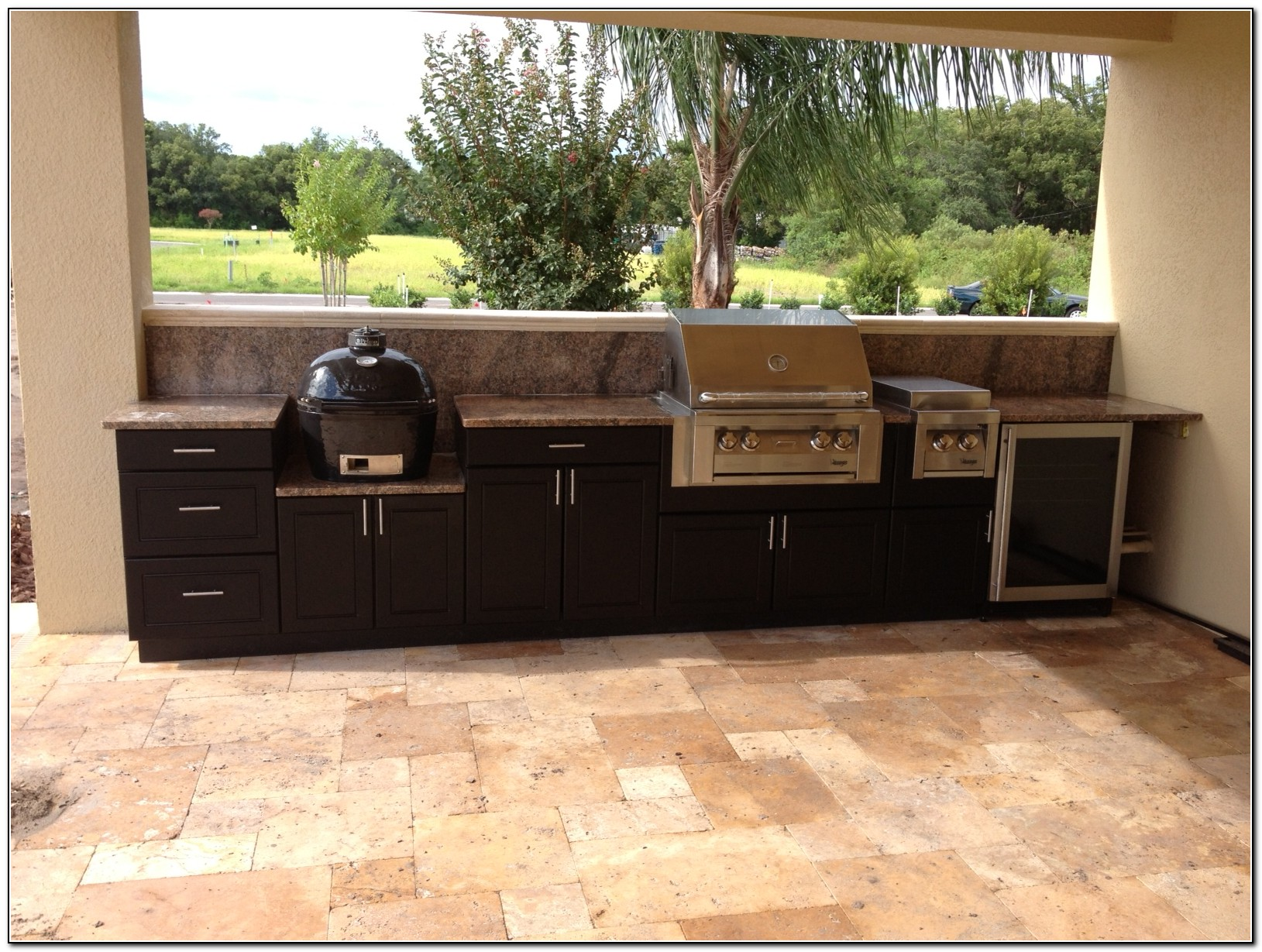 Outdoor Kitchen Cabinet Ideas Modern Outdoor Kitchen Cabinets Kitchen Home Design