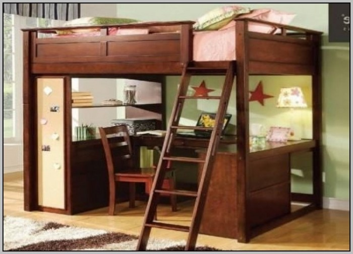 Kingsize Bed Full Loft Bed With Desk Costco Download Page – Home Design