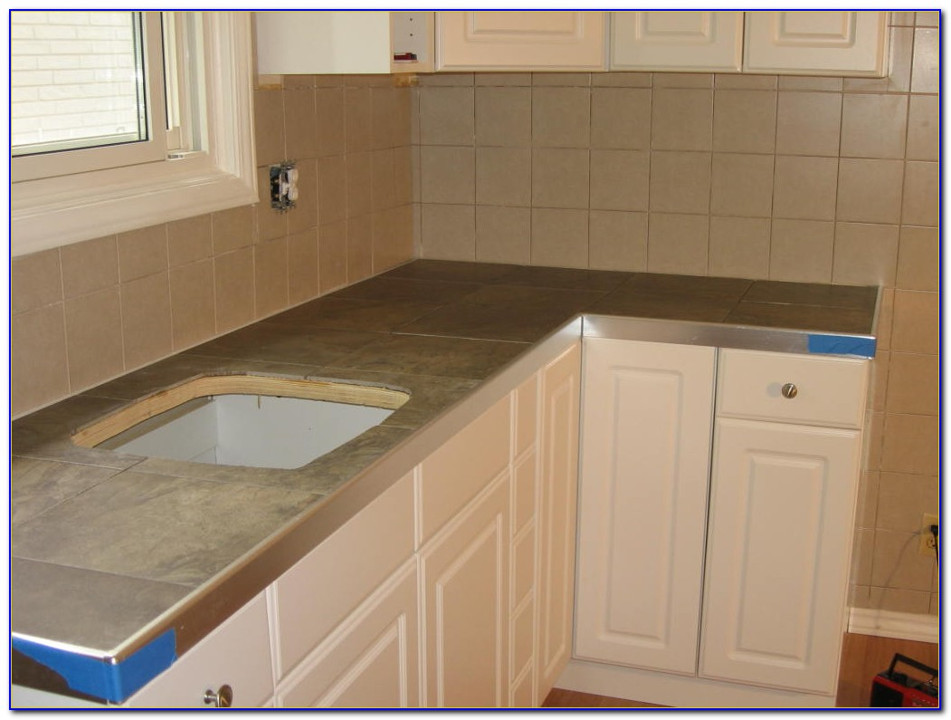 Ceramic Tile Kitchen Countertops Pictures Ceramic Tile Kitchen Countertops Designs Tiles Home