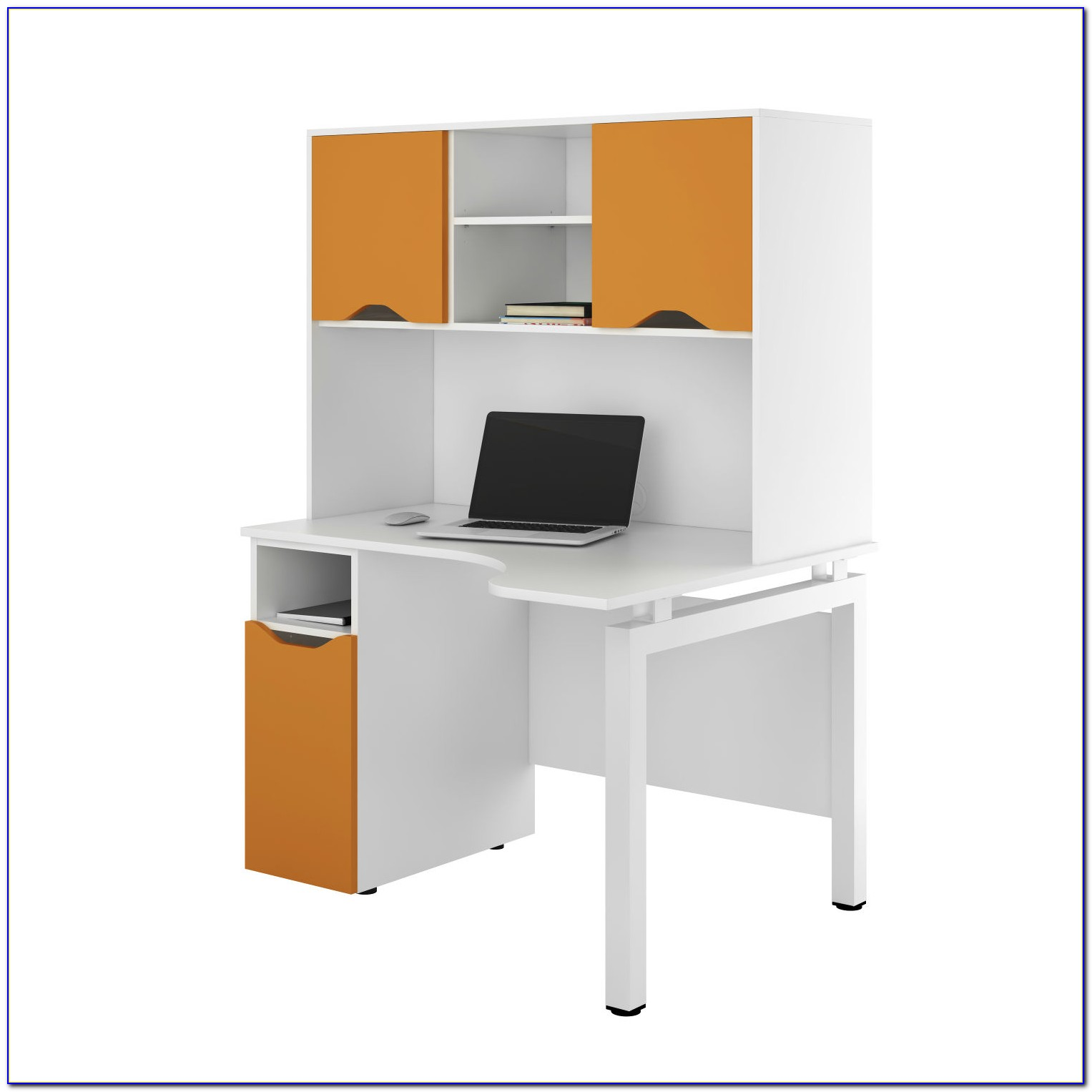 Small Desk Organizer Small Computer Desk With Cpu Storage Desk Home Design