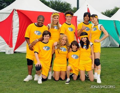 Disney Channel Games 2008 | Lo q mas m gusta