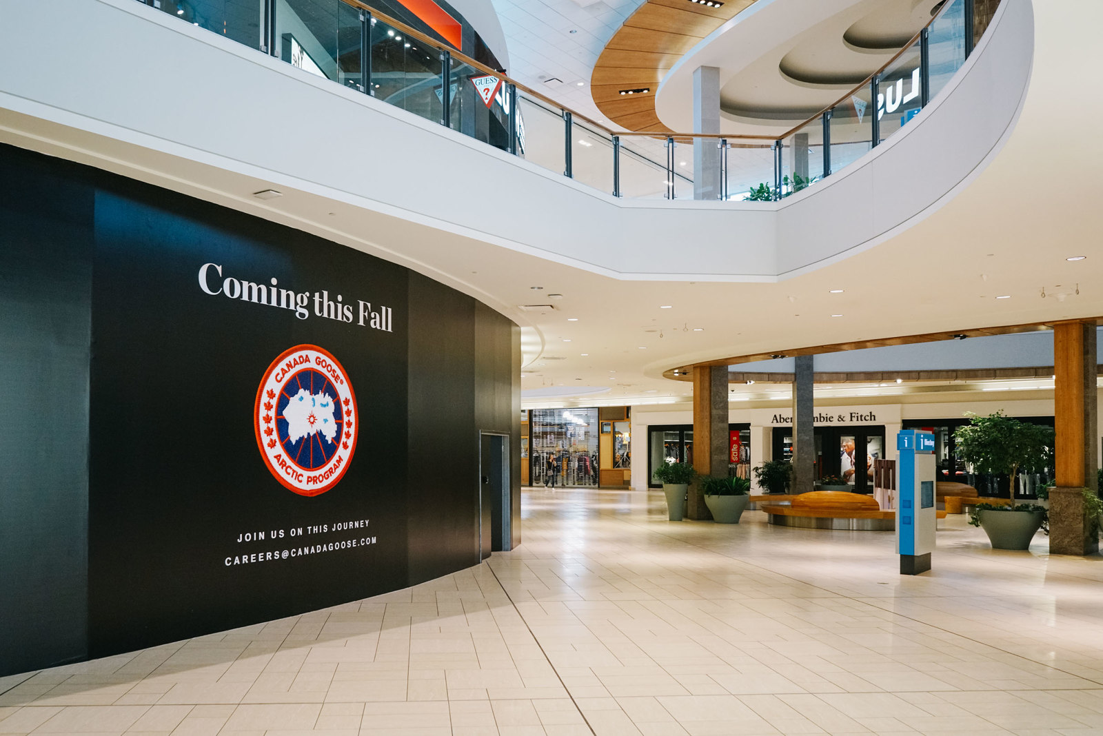 Canadian Stores Canada Goose Calgary Stores