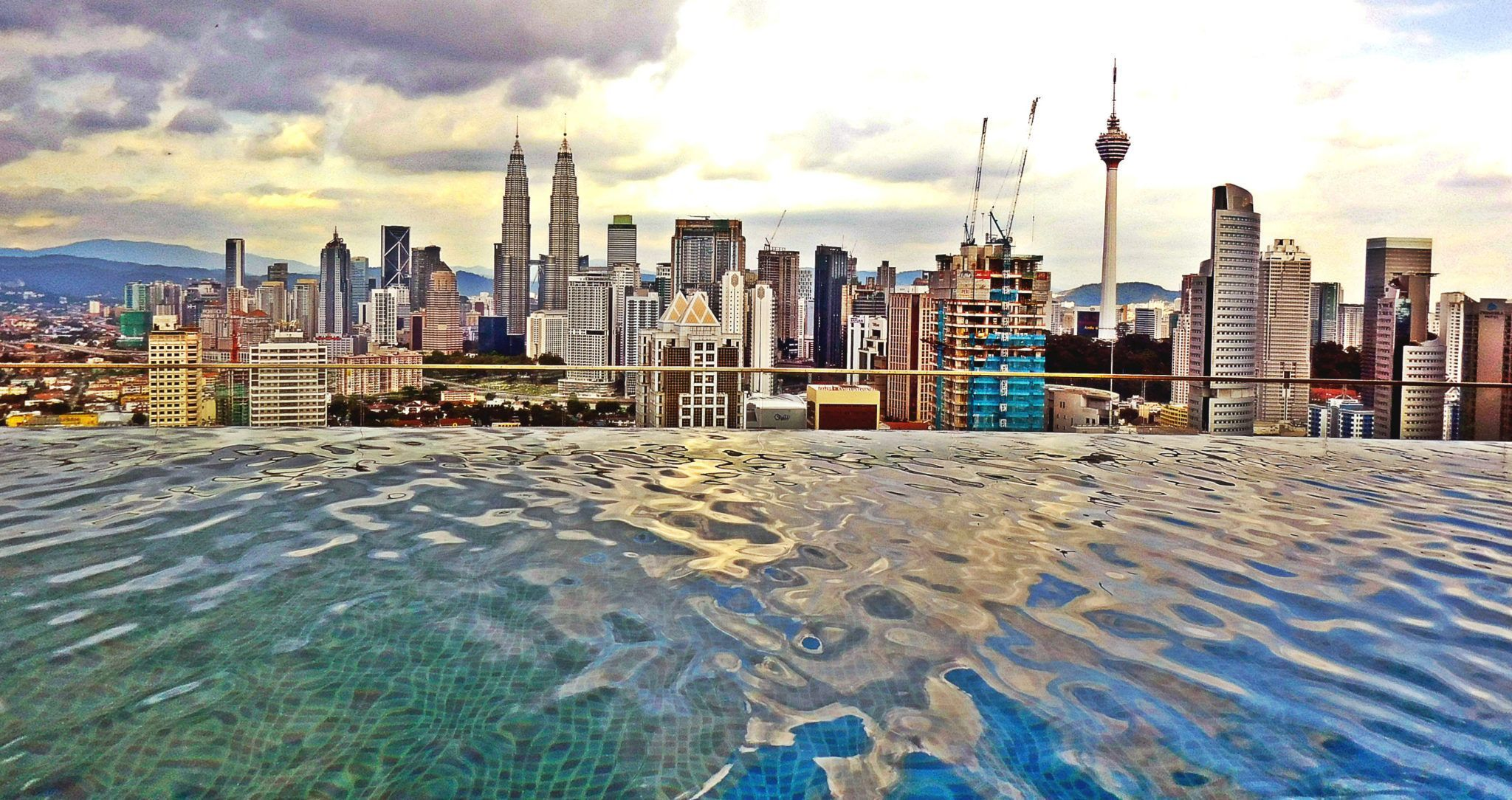 Rooftop Zwembad Kuala Lumpur 48 Hours In Kuala Lumpur Top Best Things To Do Ani