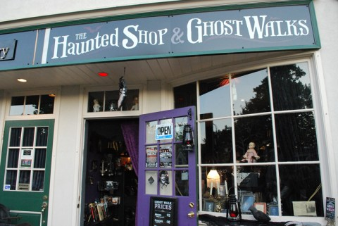 Haunted Shop
