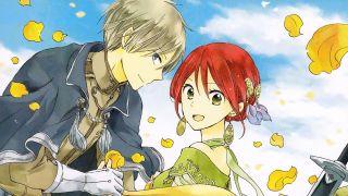 赤髪の白雪姫壁紙