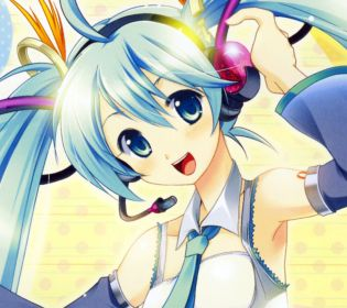 VOCALOID_Android壁紙