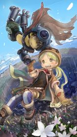42641-Made_in_Abyss-iPhone