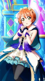 46727-LoveLive-HoshizoraRin-iPhone-Android-Wallpaper