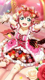46818-LoveLive_SunShine-KurosawaRuby-iPhone-Android-Wallpaper