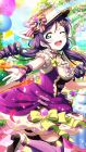 46962-LoveLive-ToujouNozomi-iPhone-Android-Wallpaper