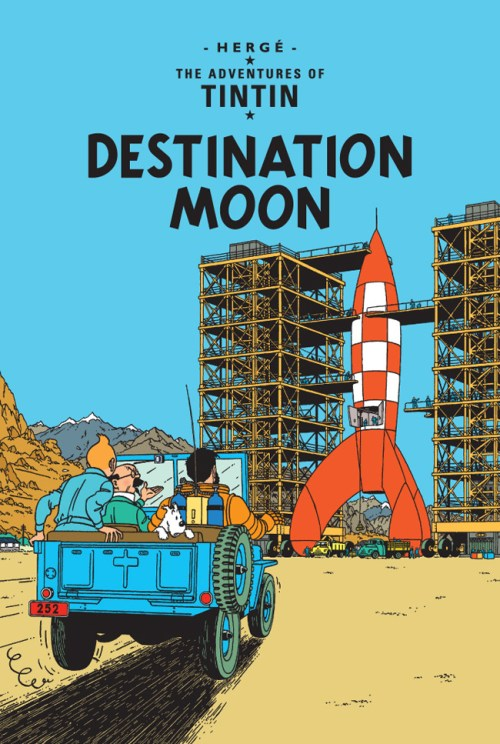 Via:The Tintin Wiki