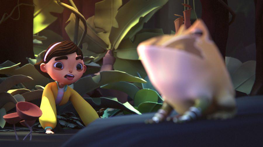 The Last Rainforest Fredrikstad Animation Festival 2018