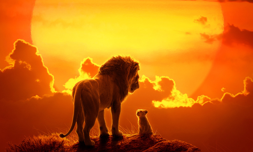 24 Movie Online Disney Reveals More 'lion King' Menagerie With Oscars Spot