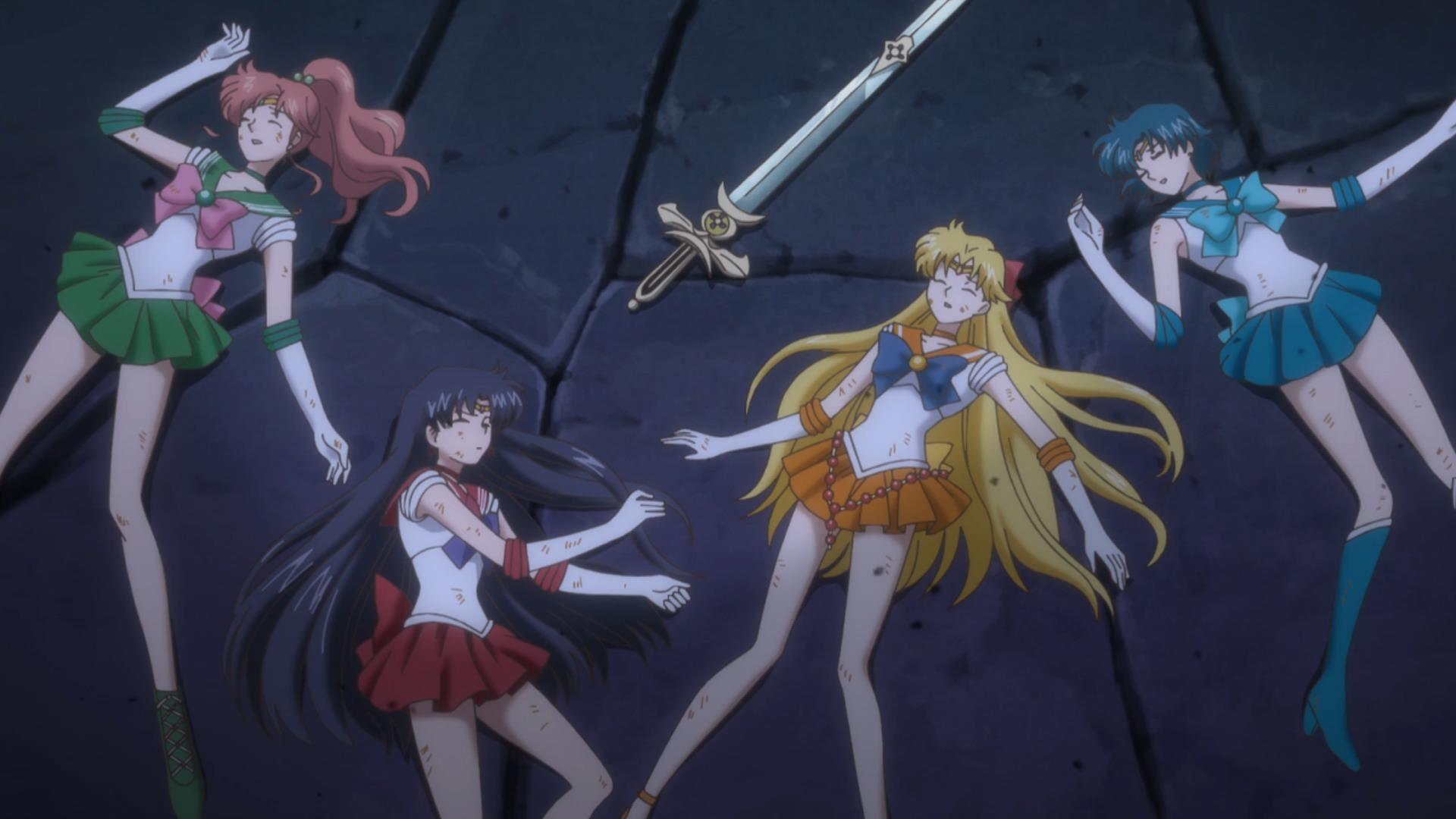 Lost Girl Season 5 Wallpaper Sailor Moon Crystal 13 The Melodrama Continues