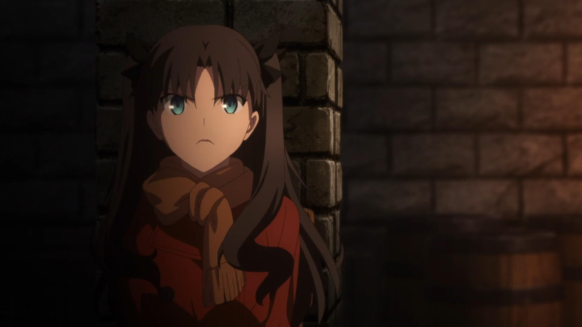 Fate Stay Night Unlimited Blade Works 18 What Kind Of